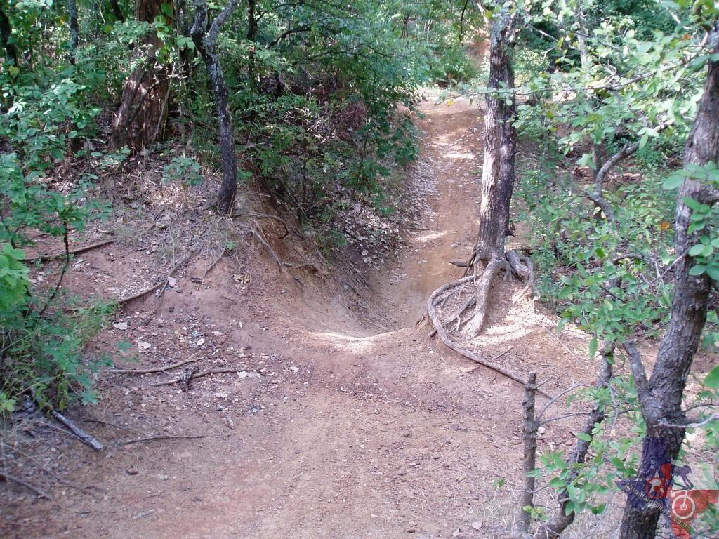 Mountainbiketx Com Trails Prairies Amp Lakes Horseshoe