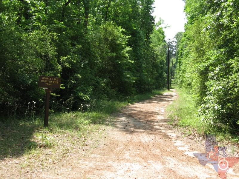 MountainBikeTx.com | Trails | Piney Woods | Double Lake ...