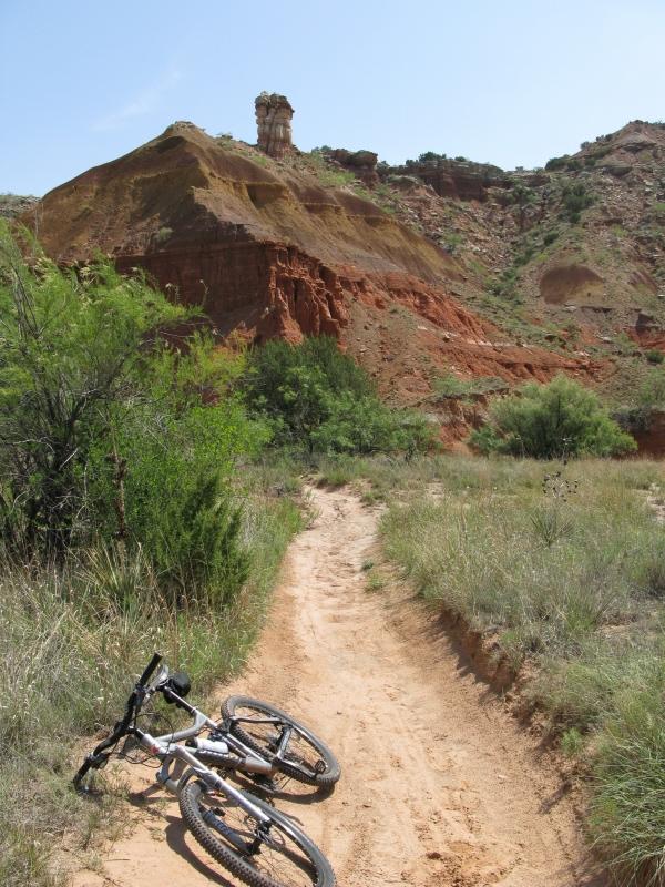 MountainBikeTx.com   Trails   Panhandle Plains   Palo Duro ...